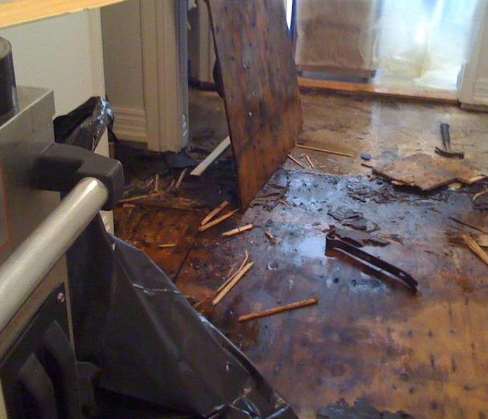 Water Damage Morris/Ottawa 24 Hour Emergency Water Damage Service