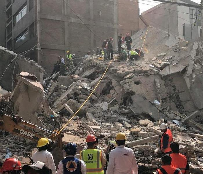 Community Mexico City's Earthquake a Warning for U.S.