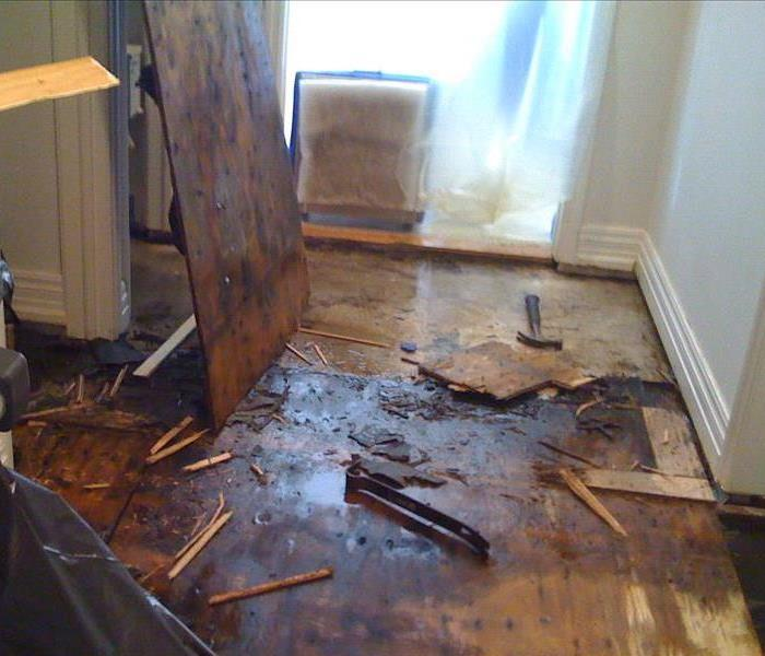 Water Damage Spring Flooding in Your Morris/Ottawa Home